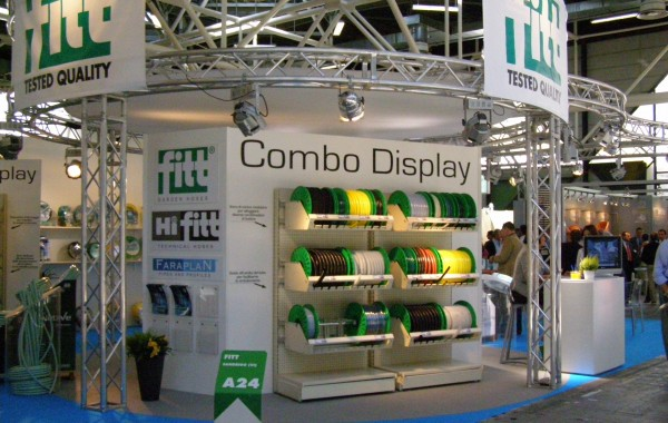 FITT Pipe Display
