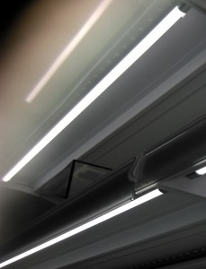 CAEM's Ardente LED Shelf Lights