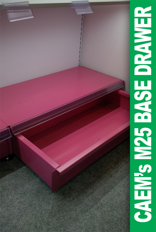 M25 Base Drawers